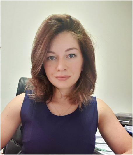 Бурганова Мария, 29 лет. Образование высшее, экономист по финансовой работе ЗАО
