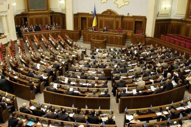 Рада рассмотрит отмену ранее принятого Избирательного кодекса