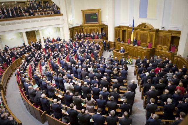 Рада не поддержала отмену принятого Избирательного кодекса