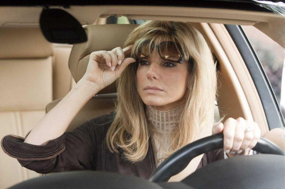 За роль в фильме «Невидимая сторона» Сандра Буллок получила «Оскар».