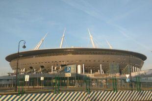 Красавец-стадион в Санкт-Петербурге строили почти 10 лет