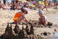 Тюменцам напомнили о безопасных пляжах в черте города