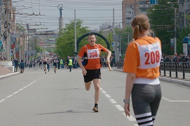 В Калуге немало мероприятий рассчитано на спортсменов-любителей.