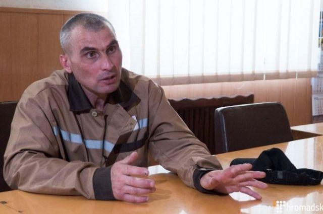 Сергей Литвинов.