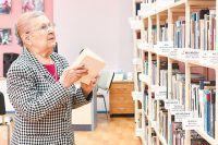 В библиотеке № 217 43 тысячи книг.