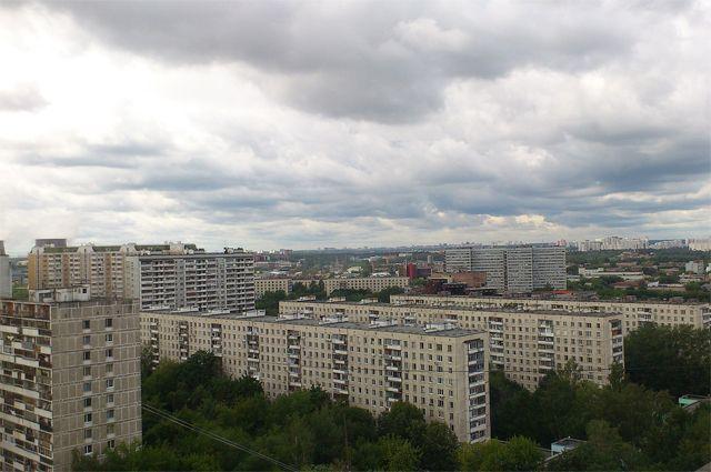 Вид на Очаково-Матвеевское.