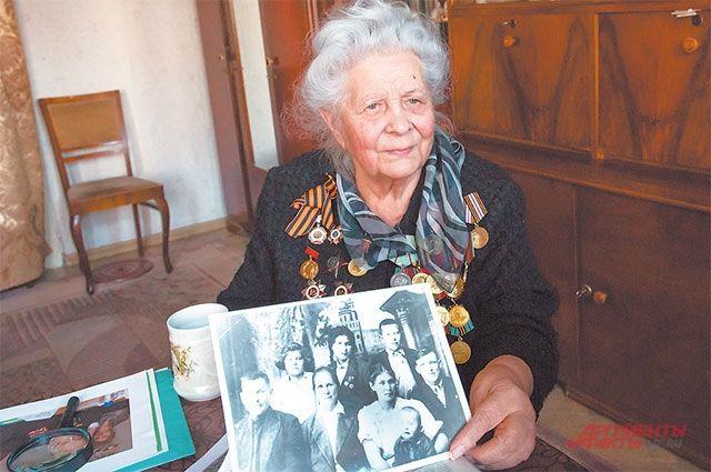 Мария Фёдоровна– свидетель истории нашей страны напротяжении большей части XX века.