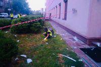 Атака на телеканал 112: полиция поделилась подробностями происшествия с места событий