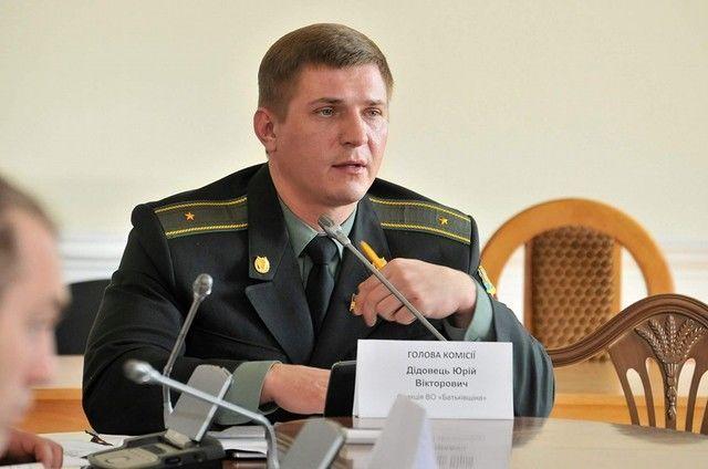 В сети опубликовали запись нападения на волонтера Котляренко, совершенное кандидатом в депутаты Юрием Дидовцом