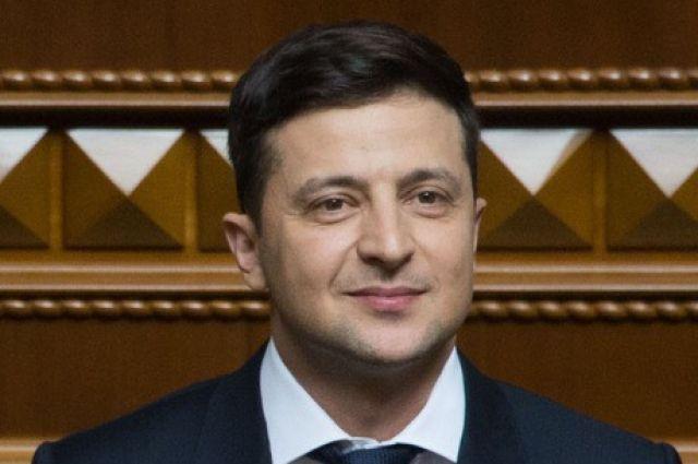 Зеленский помиловал переданного в государство Украину изРФ политзаключенного