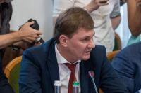 Александр Власов на совещании по вопросам развития морских портов в Одессе, 13 июля 2019 г.