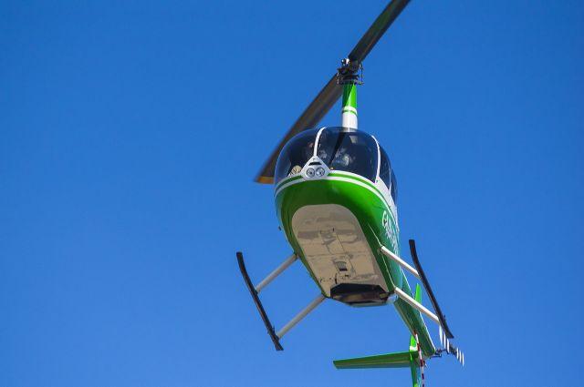 СКначал проверку пофакту жёсткой посадки вертолёта вПодмосковье
