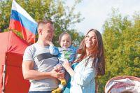 На праздник у Беловежского пруда местные жители приходили семьями. И всем нашлось занятие.