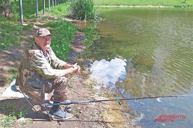 Рыбалка вшаговой доступности отдома? ВМожайском это реальность.