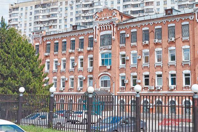 Улица Витебская, 7 - жилой дом рабочих.
