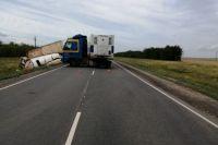 В Первомайском районе в ДТП с грузовиками погиб мужчина