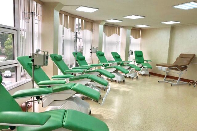 Тюменская клиника обновила стационар для лечения онкологических пациентов