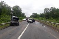 В Удмуртии водитель без прав устроил ДТП с пострадавшими