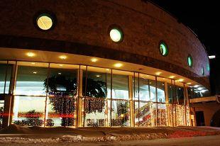 Крышу театра давно не реконструировали
