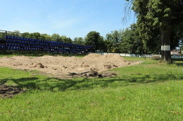 В Гусеве появится площадка для воркаута