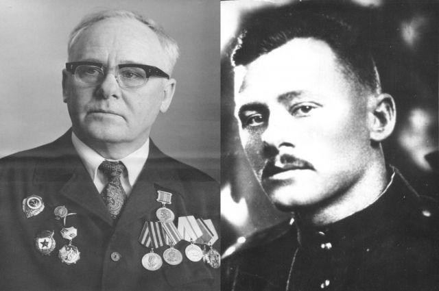 Евгений Доильницын, ветеран ВОВ