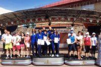 Сборная Тюмени отличилась на областном летнем фестивале ГТО