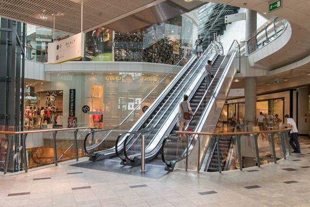 В торговых центрах обеспечение безопасности граждан ложится на плечи частных охранных организаций.