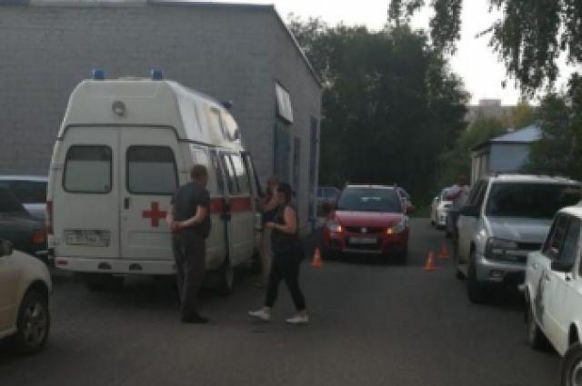 В Оренбурге водитель Suzuki сбил 6-летнего мальчика