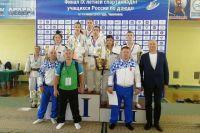 Тюменские спортсмены завоевали две медали на соревнованиях по дзюдо