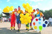В этом году омичей ожидает самый массовый флешмоб в истории города.