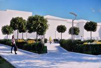 Таким будет сквер Энергия в Левобережном районе.