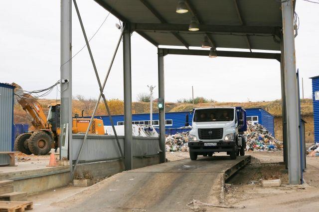 За полгода из Саратова вывезено более 100 тысяч тонн мусора