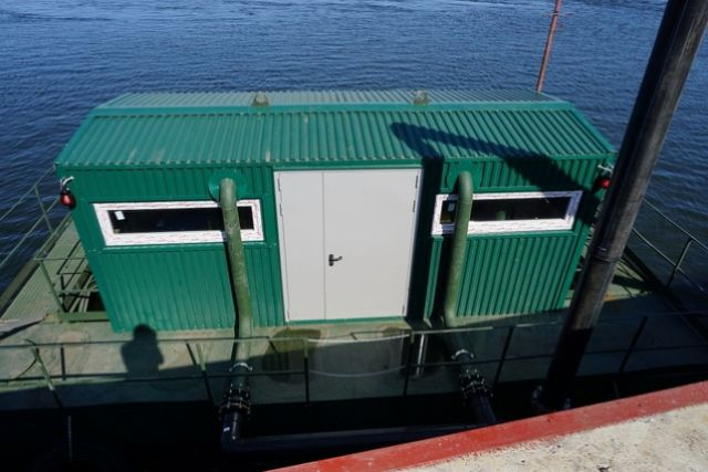 Новая станция уже в следующем году позволит избежать временных отключений водоснабжения в Лесосибирске.