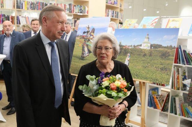 Беглов поведал одружбе Санкт-Петербурга сМосквой
