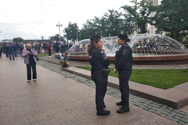 На митинг оппозиции на Трубной площади пришло 15 человек