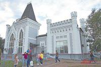 Станция Кунцево – место прибытия дачников.
