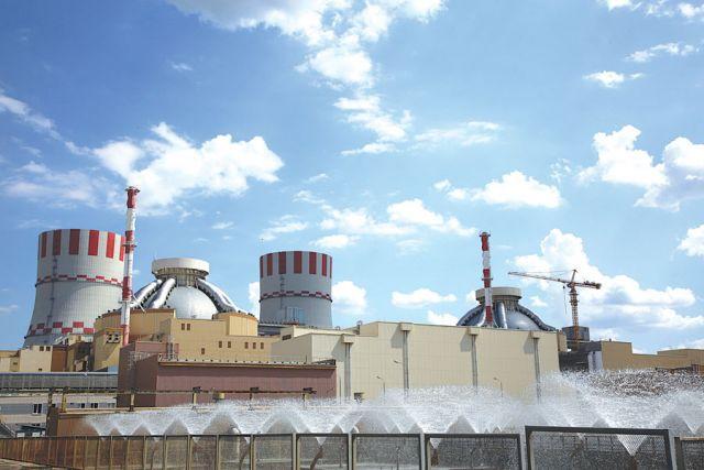 Новый энергоблок принесёт в казну Воронежской области более миллиарда рублей.