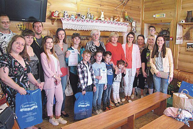 Участники и победители конкурса получили грамоты и подарки от организаторов.