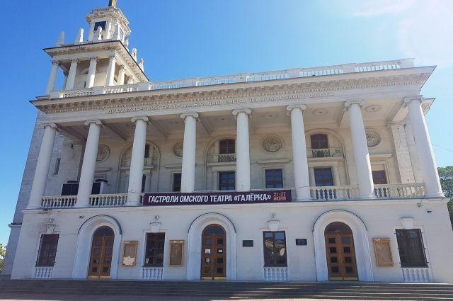 Омский театр «Галёрка» отправится на гастроли в Севастополь