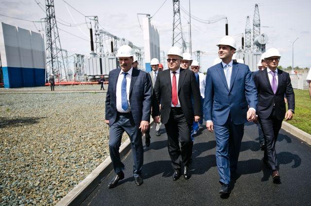 В Бузулуке введена в эксплуатацию подстанция 500 кВ «Преображенская».