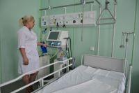 Оборудования такого высокого уровня в Омске до сих пор не было.