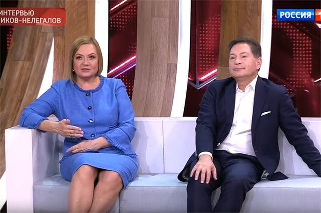 Елена Вавилова и Андрей Безруков. Прямой эфир от 09.07.19 г.
