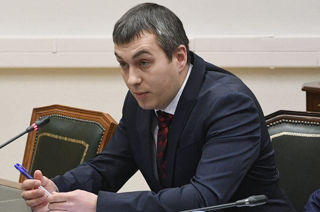 Лидер партии «Гражданская Сила» Кирилл Быканин.