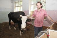 Данил Фольман - немец, живущий в Ягодном Нижегородской области, считает, что он в России свой.