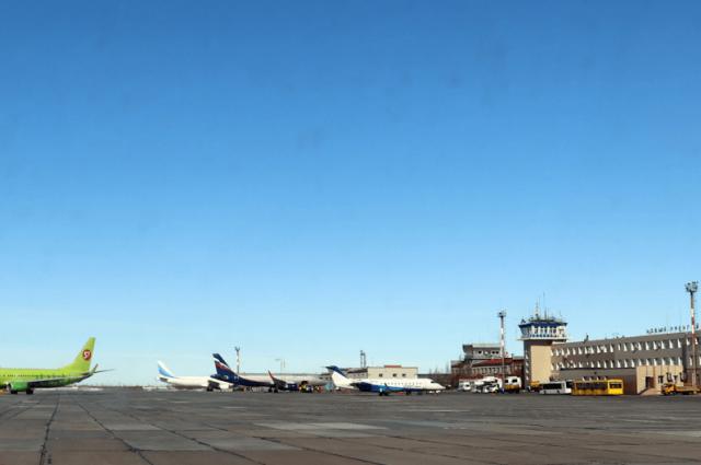 Аэропорт Новый Уренгой будет принимать самолеты Embraer 190 и 195