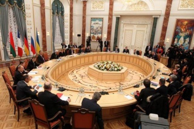 В Минске смогли договориться о перемирии на Донбассе