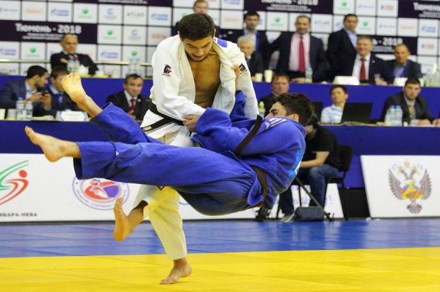 Два тюменских спортсмена выступят на турнире Азии по дзюдо