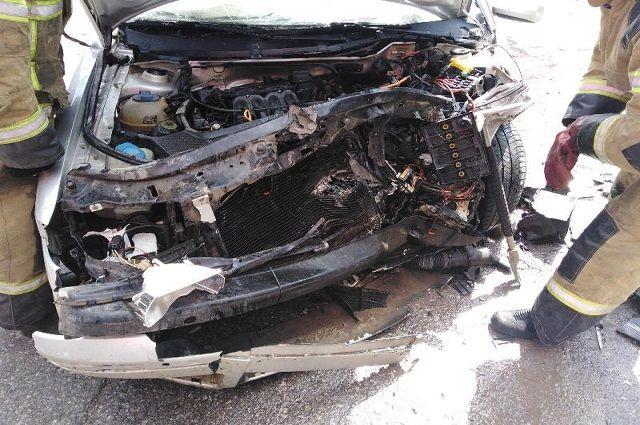 В отношении водителя Hyundai вынесено определение о возбуждении дела об административном правонарушении.