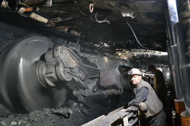 Инцидент в шахте произошел в ночь на четверг.