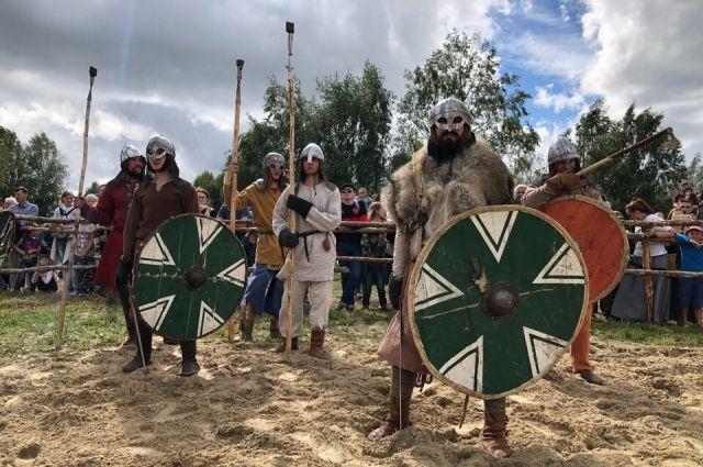 10 и 11 августа в посёлке Романово пройдёт ежегодный Фестиваль викингов